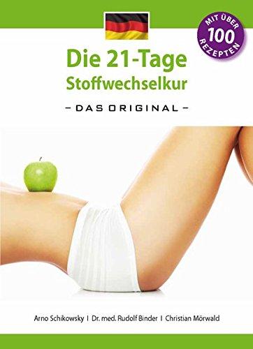 21 Tage Stoffwechselkur Buch Anleitung und Ablaufplan