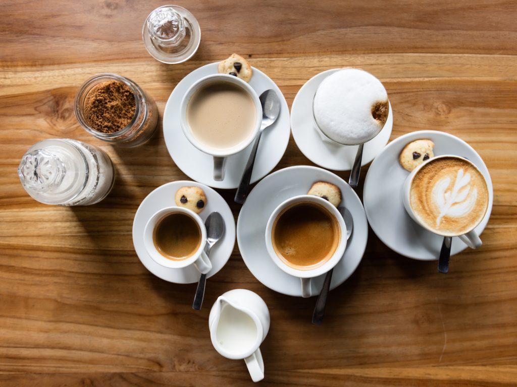 Kaffeesorten - zuhause sein zum Frühstück