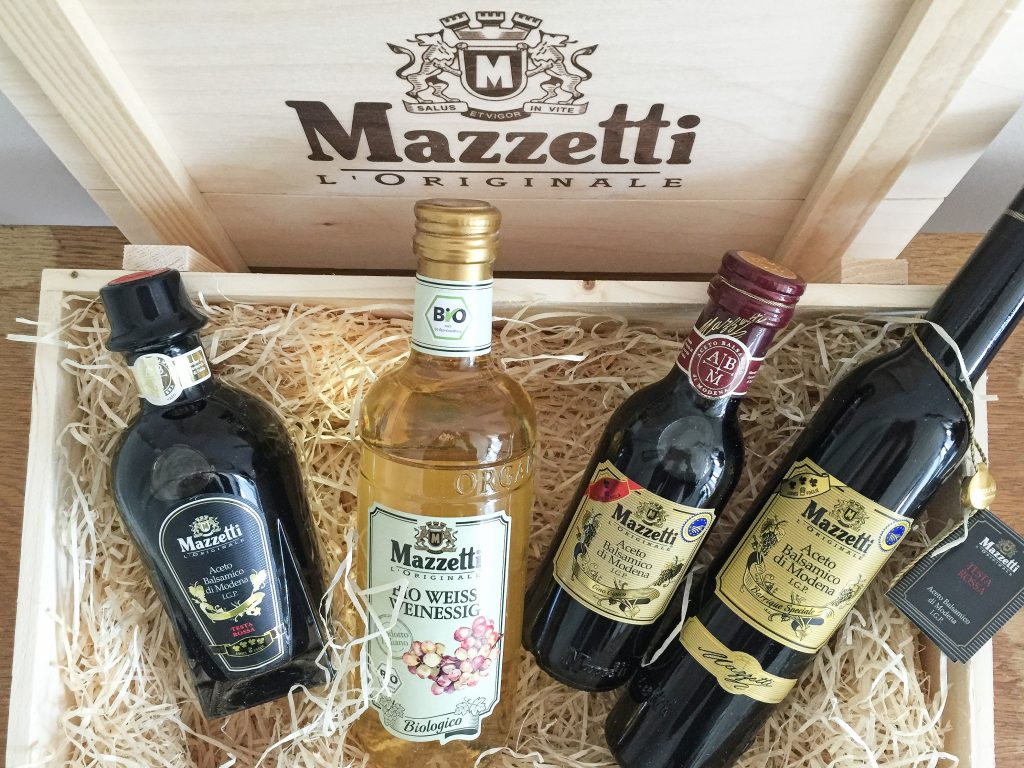 Mazetti Balsamico Box