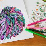 Mandala malen für Erwachsene
