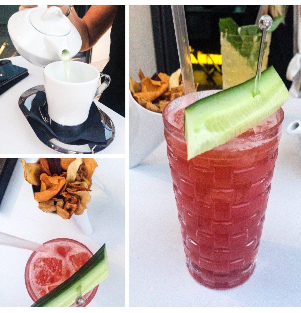 Gute Cocktails und eine gemütliche Atmosphäre bietet das CATWALK am Potsdamer Platz in Berlin.