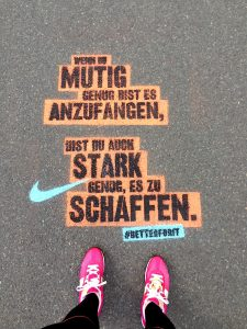 We can do it !! Just do it #betterforit