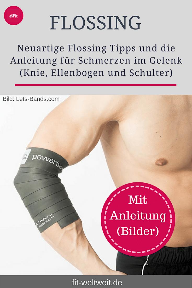 Flossing - der Gesundheitstrend aus den USA. Hast du Schmerzen in der Schulter oder im Sprunggelenkt, kannst du dich hier zum Thema auf deutsch fortbilden. Möchtest du ein Flossing Band kaufen findest du hier Tipps und auch ein Buch. Kontraindikationen haben wir mit aufgeführt. RichtigesFlossing der Schulter wird von Lukas erklärt. #Flossing #Band #Schmerzen #Knie #Schulter