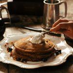 Rezept: Schoko-Protein-Pancakes - schnell und einfach