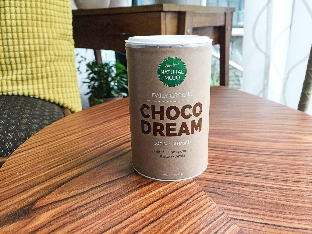 Natural Mojo Vital Choco Dream Protect Daily Greens