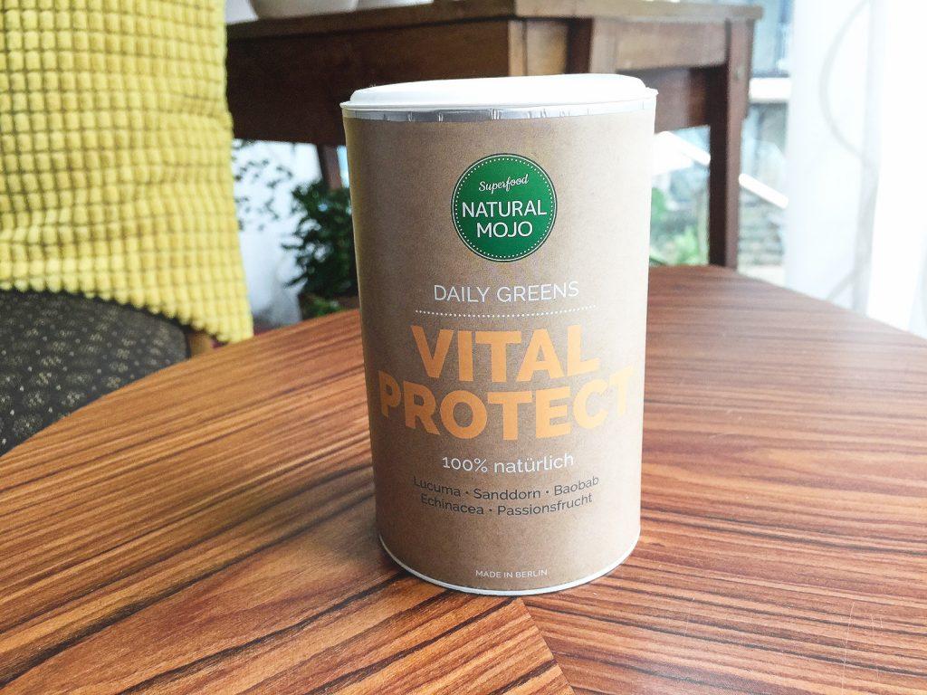 Natural Mojo Erfahrung mit Vital Protect + 15% Rabatt Gutscheincode