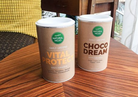 Natural Mojo Choco Dream Vital Protect Daily Greens