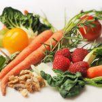 Walnuss Salat mit Birne