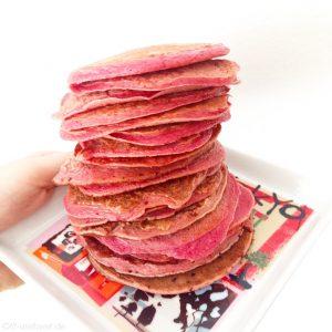 Das leckere Rezepte für HCG Protein Pancakes Rezept ist sogar Stoffwechselkur geeignet. Pinke Barbie Protein Pancakes Rezept mit Roter Beete, die auch während deiner Diät oder Ernährungsumstellung geeignet sind.