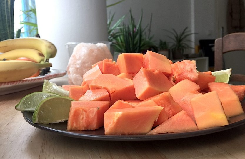 Papaya entgiften und helfen bei der Darmreinigung