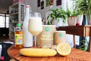 Natural Mojo Erfahrung mit Coco Dream, Whey Vanilla und Vital Protect