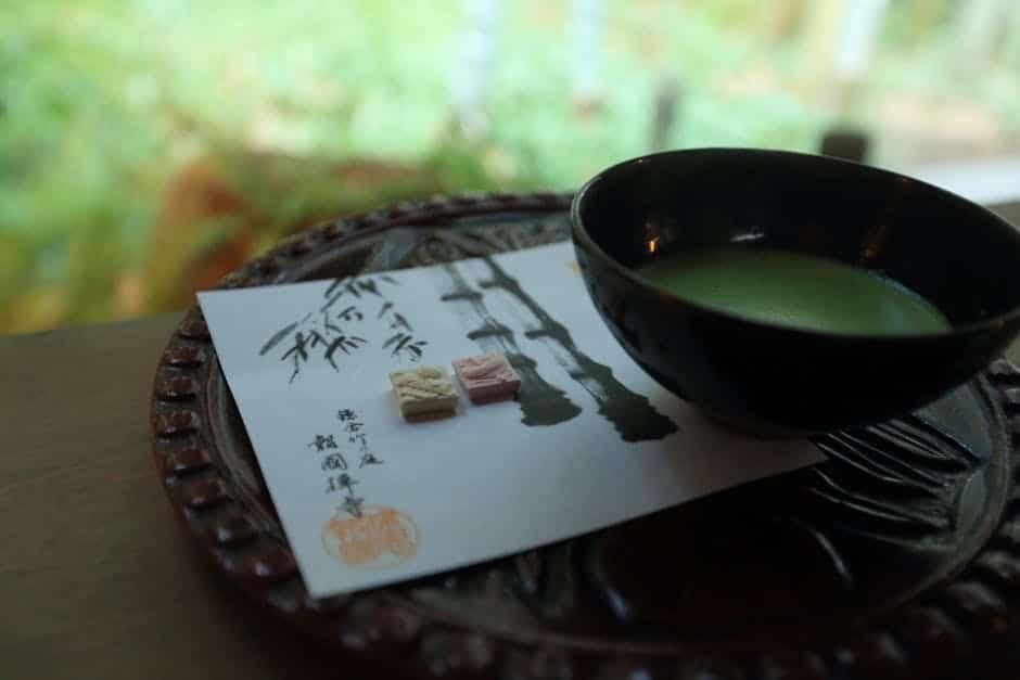 Matcha Tea Vanilla Latte