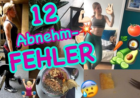 12 Abnehmfehler