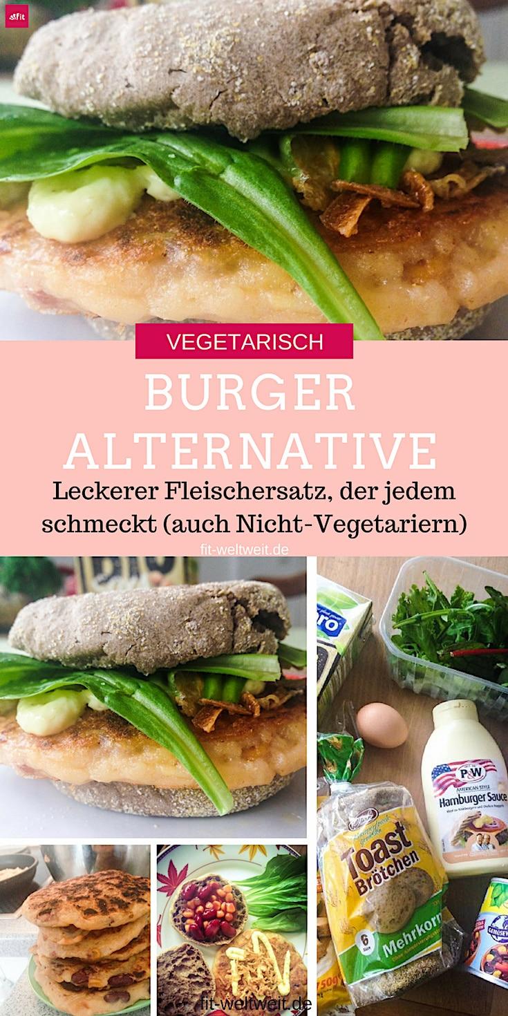 So kannst du einfach und schnell einen leckeren #Veggieburger zubereiten. Eine #Fleischersatz Alternative, die jedem schmeckt, auch nicht-Vegetariern. Gibt es in jedem Supermarkt. Burger Patties ohne Fleisch einfach und schnell zubereiten. Vegetarische #Grillsaison. Lecker! #Burger