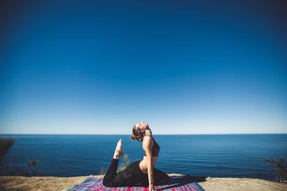Yoga für Anfänger Übungen