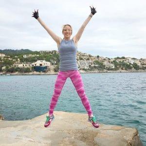 Catharina Fitnessblogger aus Berlin