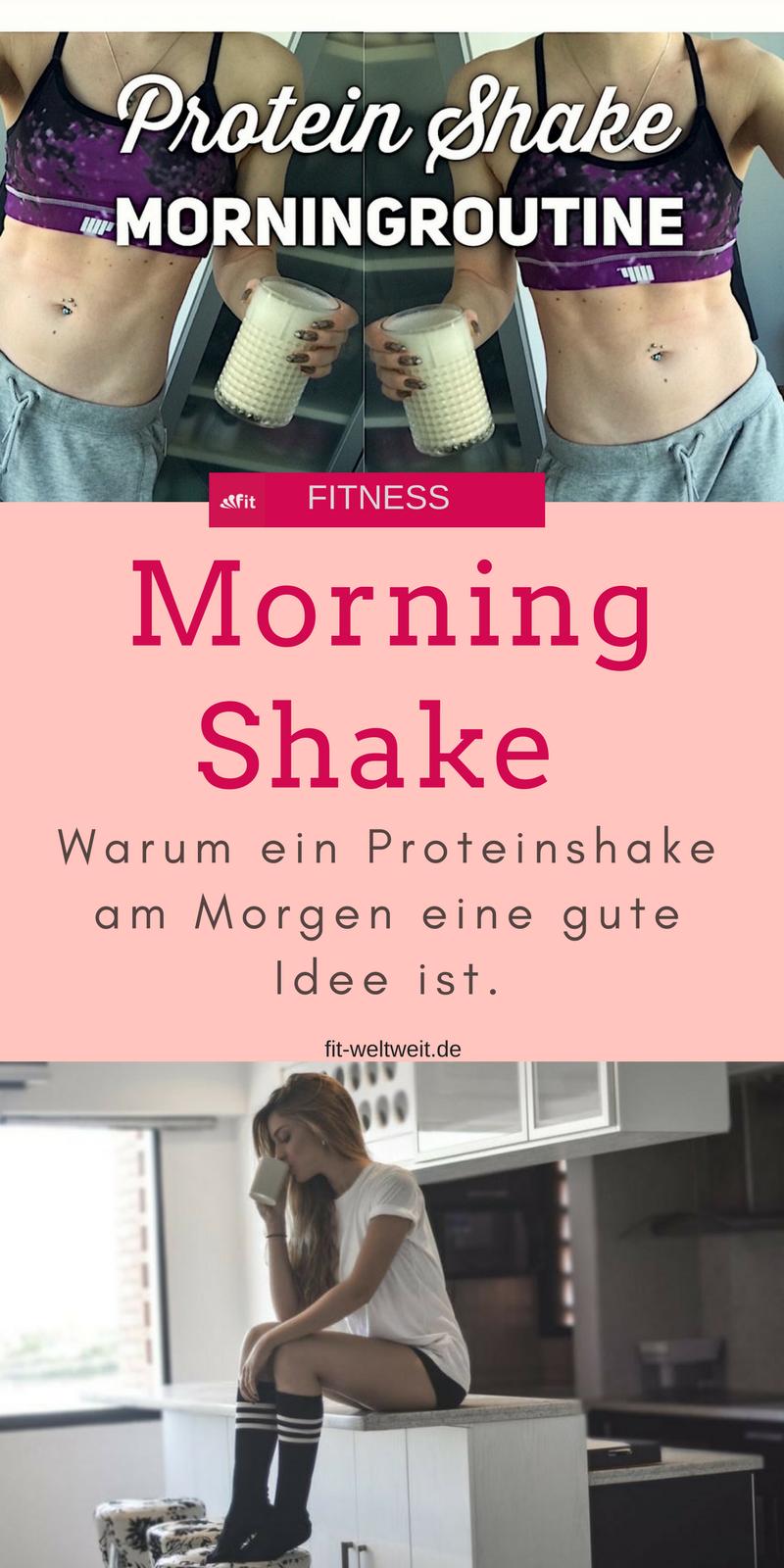 Morning Shake Test