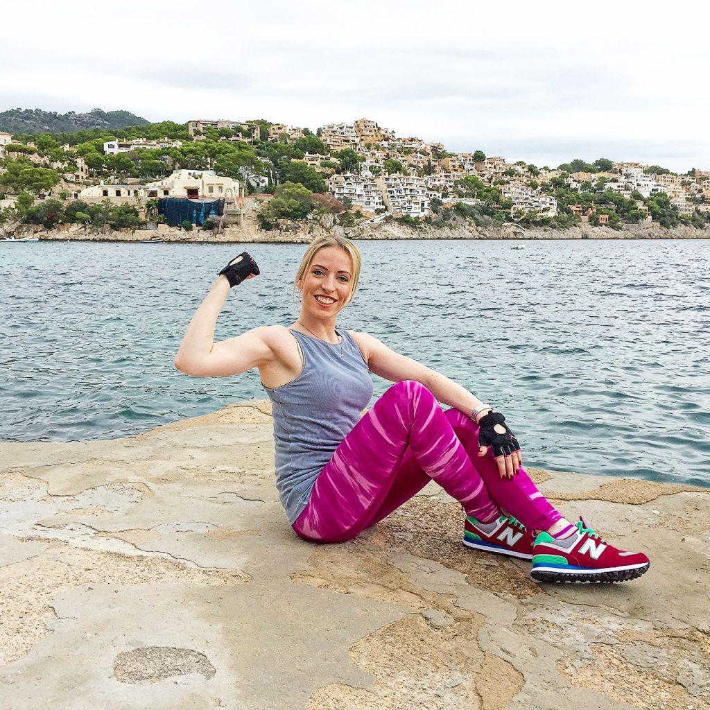 Fitness Blog für Business Frauen unterwegs