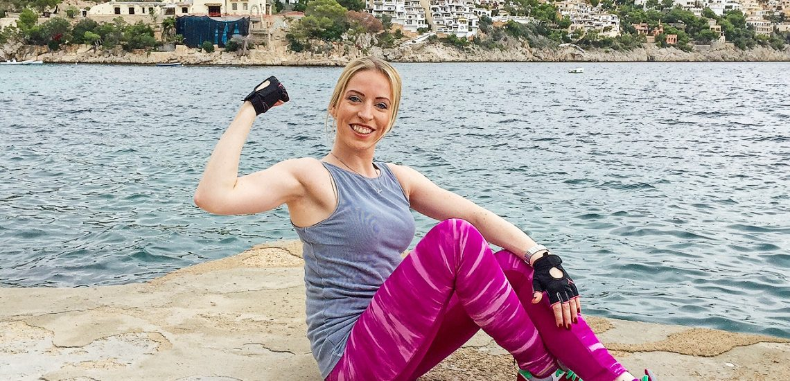 Fitness Blog für Business Frauen unterwegs