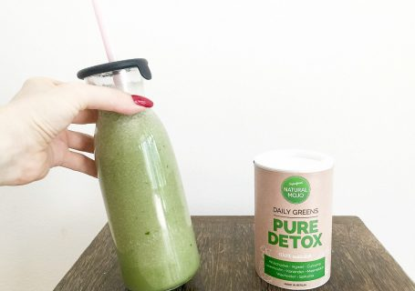 Pure Detox Daily Greens Erfahrung