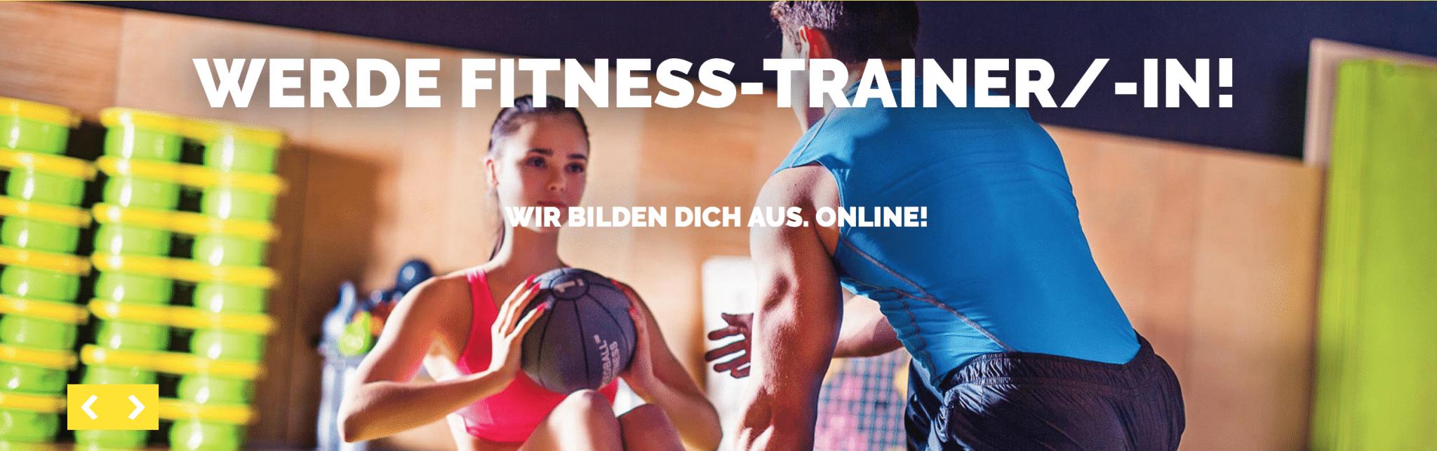 Rabatt Gutschein und Erfahrungen Fitnesstrainer A Lizenz (OTL)