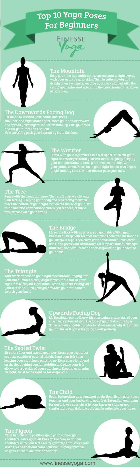 Gemeinsame Yoga für Anfänger - Übungen, Erfahrung, Definition und Arten &XK_18
