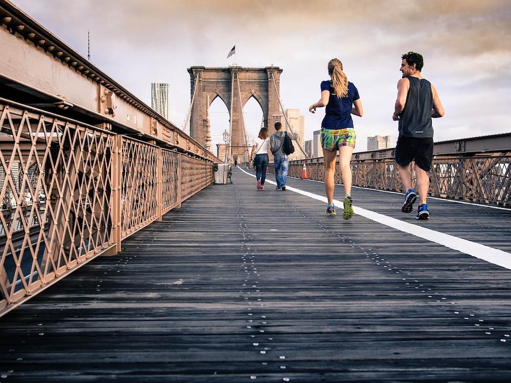 Fitness um gesund abzunehmen