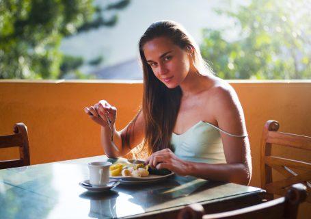 Schnell gesund Gewicht verlieren