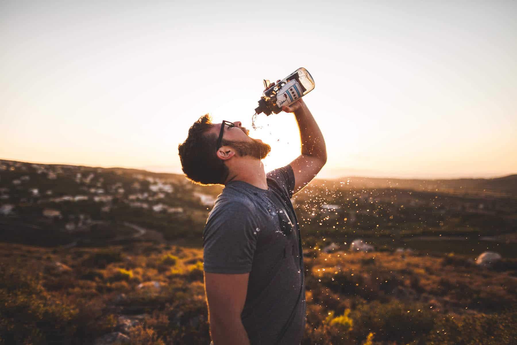 Trinken pro Tag und effektive Trinktipps