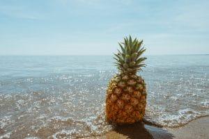 Wie wirkt Ananas auf Haare, Lippen und die Haut