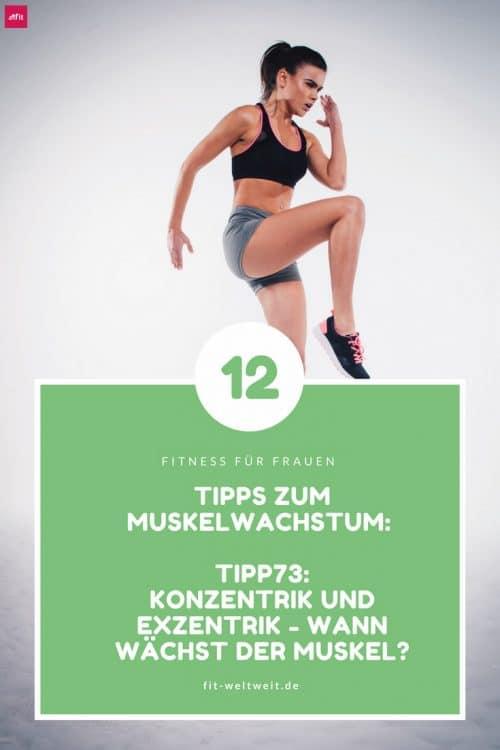 Muskelwachstum Steigern