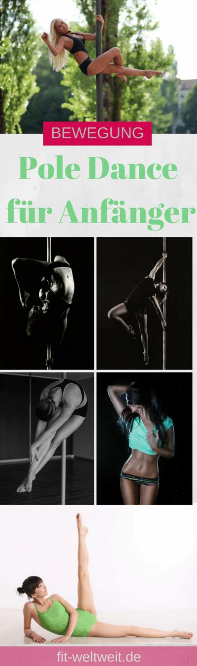 Übungen pole dance anfänger Pole Dance