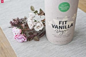 ABNEHMEN MIT NATURAL MOJO - Die Fit Shakes (Fit Berry, Vanilla vegan, Cappuccino, Coco)
