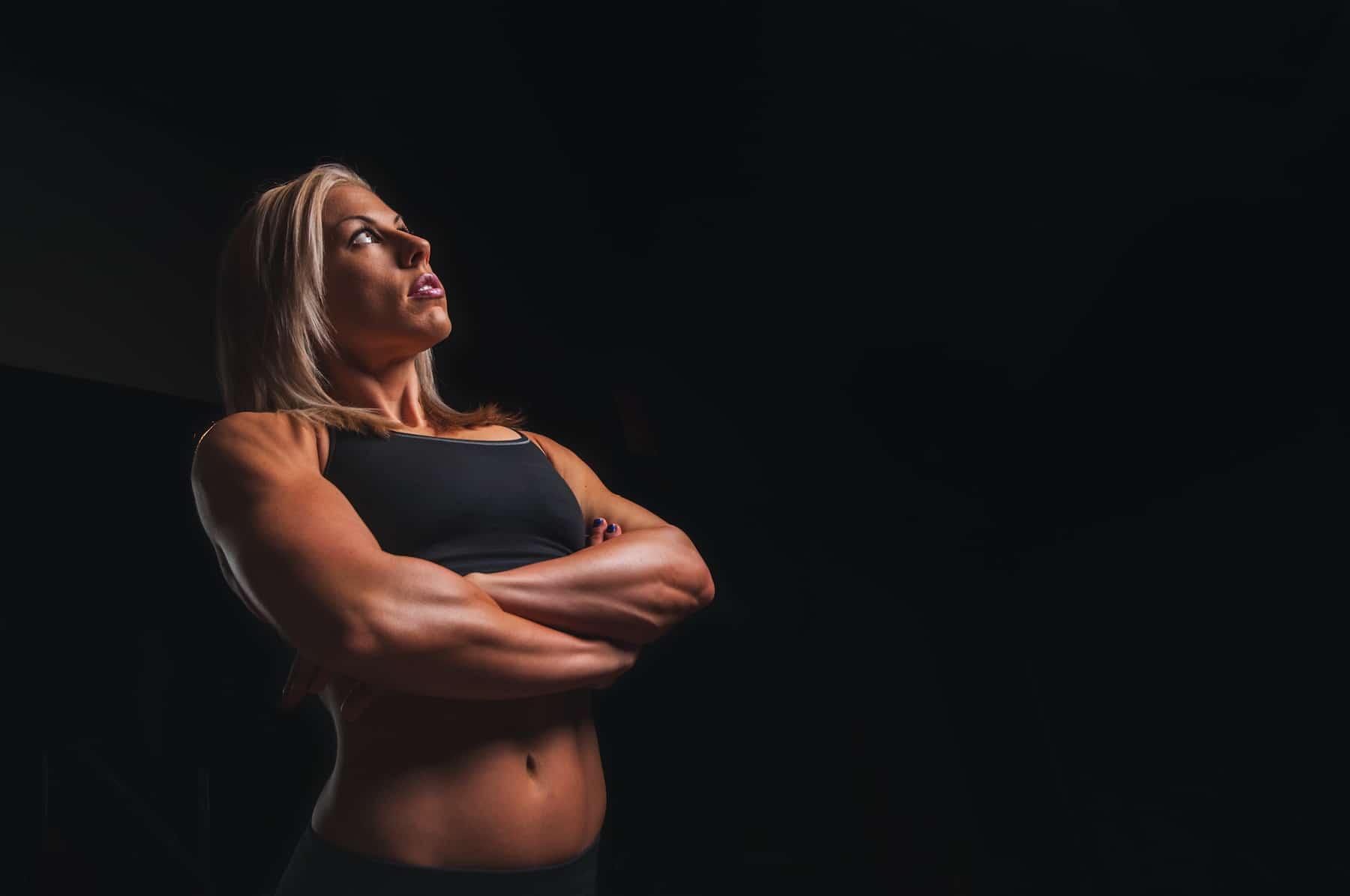 Höherer Testosteronwert Frauen Männer