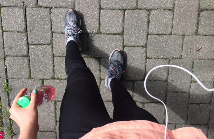 Mit Runtastic das Laufen beginnen
