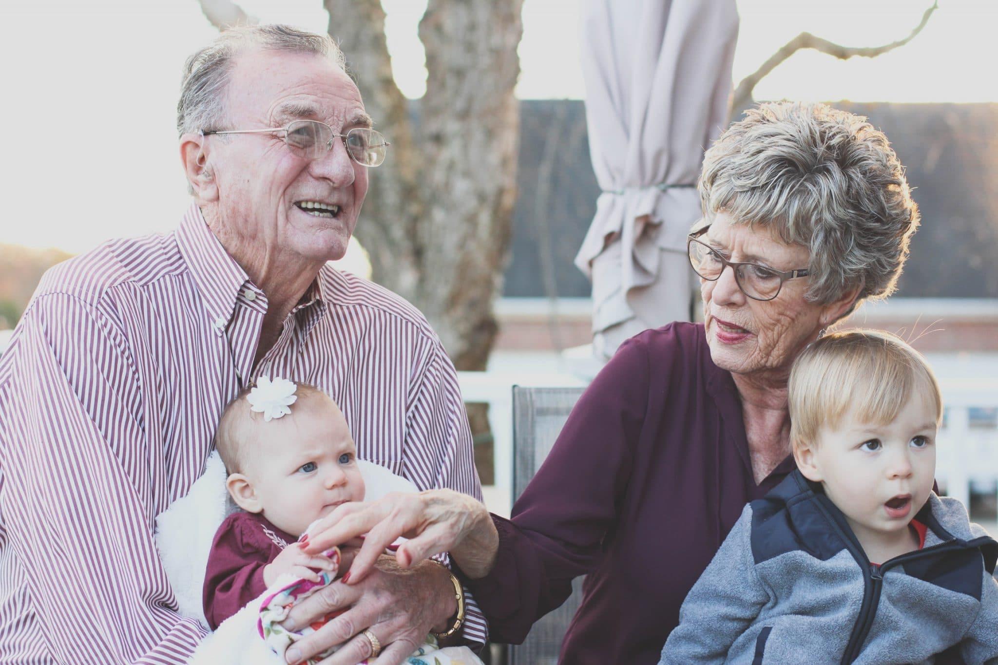 Falten verringern Altern aufhalten