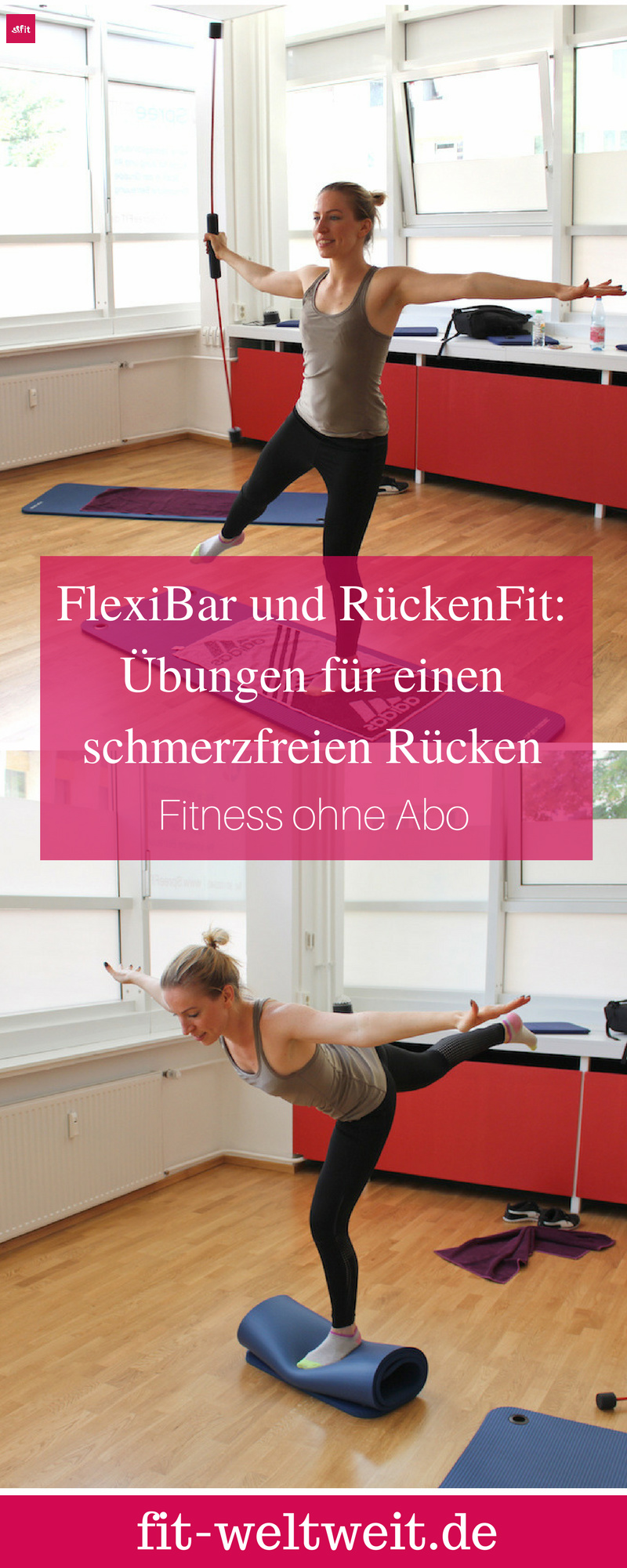 flexi bar bungen und wirkung r ckenfit mit gymflow video. Black Bedroom Furniture Sets. Home Design Ideas