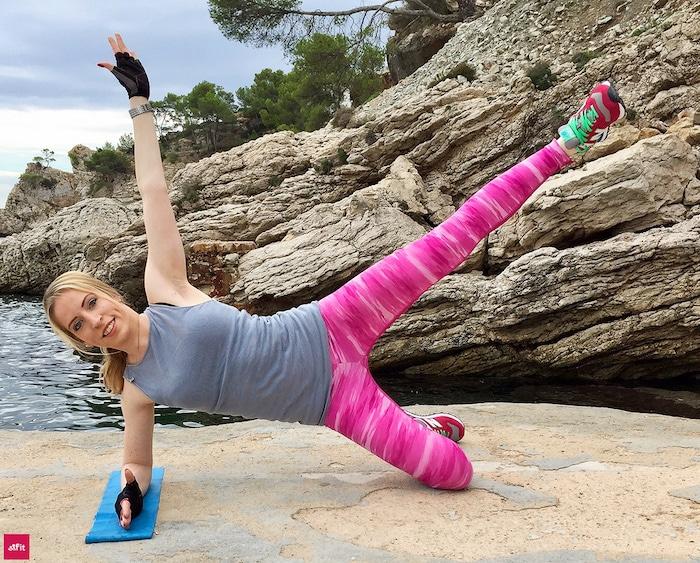 Was tun bei einem Hohlkreuz: Vorbeugen, erkennen und aktiv werden mit Pilates.