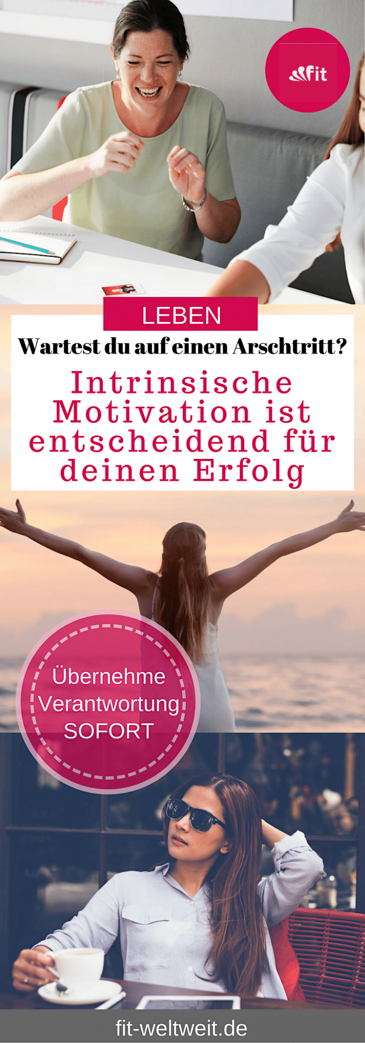 Heute mal was zum Thema intrinsische Motivation. Wie zum Henker sollen wir uns motivieren, wenn wir uns leer und lustlos fühlen? Ich kenne das Gefühl auch – allerdings kommt es tatsächlich eher selten vor. Wieso? Warum intrinsische Motivation entscheidend für deinen Erfolg ist.Selbstmotivation; sich selbst motivieren; Motivation finden; praktische Selbstmotivation; sich motivieren; Motivation sabotieren; #intrinsische #Motivation; #extrinsische Motivation