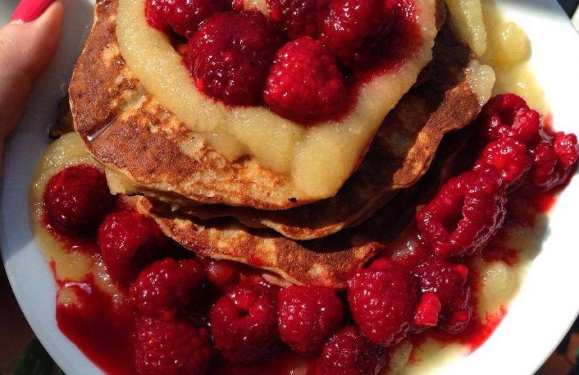 hcg Rezepte Protein Pancakes