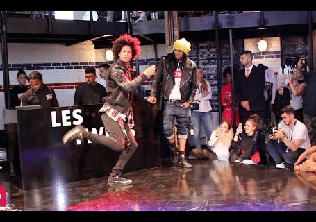 Dieses mal war Fashion und Fitness auf der Bread & Butter extrem stark miteinander verbunden. Das fand ich mega. Denn es gab viel Basketball, Dance Performance, Sportaktionen mit Pamela Reif und eben diesen Dance Contest und Live Performance von Les Twins.