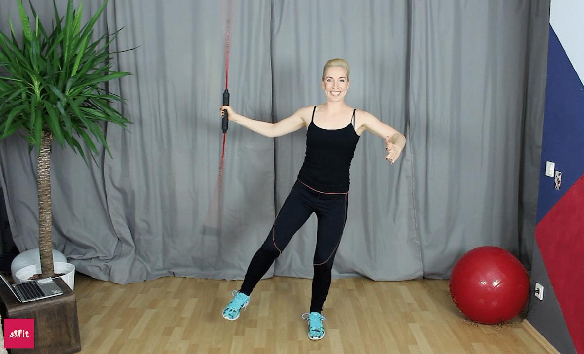 Flexi Bar Übungen. Erfahrungen und Wirkung. Mit YouTube Video und Trainingsplan, Original Preisvergleich. RückenFit Kurs mit Gymflow ohne Abo in Berlin