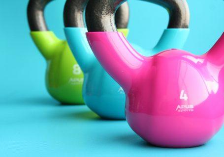 Kettlebell Workout zu Hause