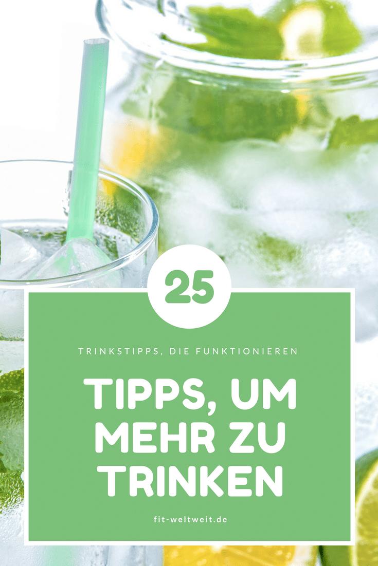 25 Trinktipps, die funktionieren, um mehr zu trinken, Vorteile und Erfahrung, ,Trink_Flaschengesundheitliche Fakten: Sehr praktisch und alltagsbezogen.