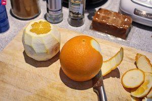 Veganes Orangen Curry Rezept mit gebratenem Tofu, Ingwer, Valensina Orangen (Anzeige) Special: glutenfrei, zuckerfrei, low Carb) leicht scharfe Soße, einfache Zubereitung, orientalische Gewürze