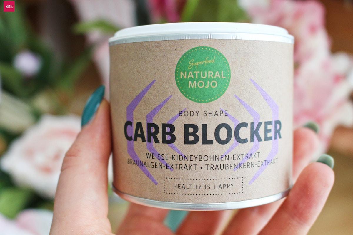 Natural Mojo Shape Caps - Fit, Diet und Carb Blocker
