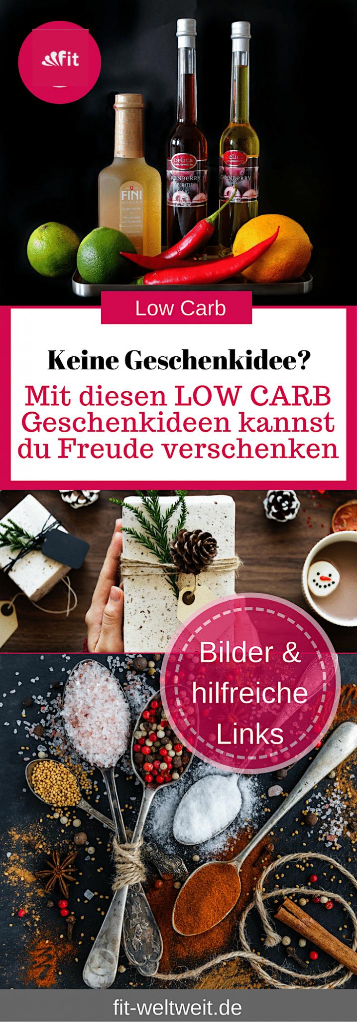 Die besten LOW CARB Geschenkideen zu Weihnachten (Diabetiker, Küche ...