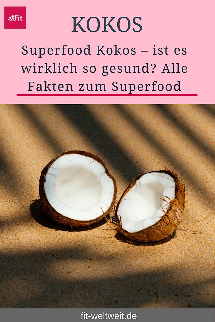 superfood kokos ist sie gesund alle fakten aufkl rung und rezepte. Black Bedroom Furniture Sets. Home Design Ideas