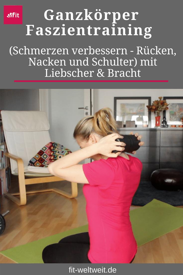 Verschiedenste Schmerzen wie #Kopfschmerzen #Nackenschmerzen #Schulterschmerzen, Hüftschmerzen oder #Knieschmerzen besitzen ihren Ursprungsort nicht zwingend in der schmerzenden Körperstelle, sondern an einem anderem Ort. So können sich Hüftprobleme oder Leistenschmerzen sehr schnell auf das #Knie und auf die Fußstellung ausstrahlt. Genauso kann es sein, dass ein verkürzter Oberschenkelmuskel zu einem krummen Rücken, einer Wirbelsäulen-Fehlstellung oder Nackenschmerzen führt #Faszientraining