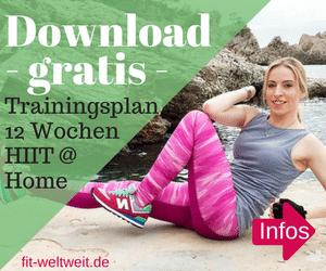 HIIT Trainingsplan Frauen Download